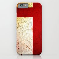 iPhone & iPod Case featuring England World Cup by David Curry