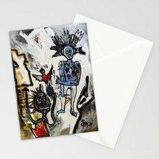 Destruction of Radiance Stationery Cards