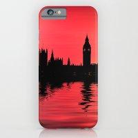 Crimson city 2 iPhone 6 Slim Case