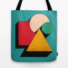 Shapeville Tote Bag