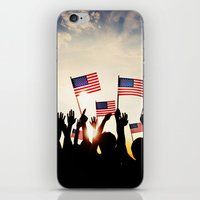 Indipendence Day iPhone & iPod Skin