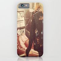 iPhone & iPod Case featuring Corpse Distorter  by oldsilverwargun