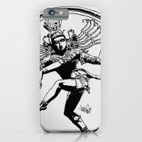 Natraj Dance - Mono iPhone 6 Slim Case
