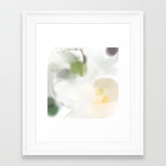 Madonna Lily #3 Framed Art Print