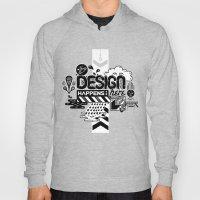 Design Happens Here Hoody