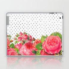 FAVORITE FLORAL Laptop & iPad Skin