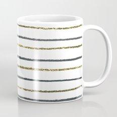 Golden Black Mug