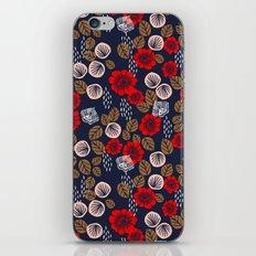 Butterflies in the Garden iPhone & iPod Skin
