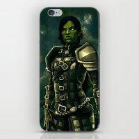 Skyrim - Shro-gan vampire hunter iPhone & iPod Skin