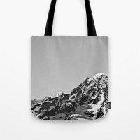 Mountain Simplicity  Tote Bag