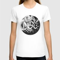 octopus T-shirts featuring Octopus by Corinne Elyse