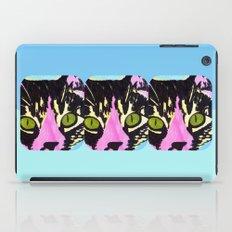 Pop Art Cat No. 1 iPad Case