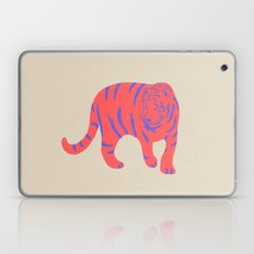 Uzual Tiger, Tiger print, animal print, nursery art Laptop & iPad Skin