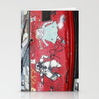 Hot Wheels Stationery Cards