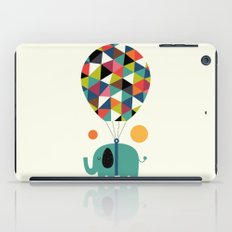 Fly High And Dream Big iPad Case