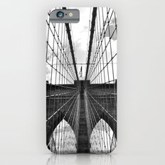 Brooklyn Bridge Old School iPhone 6 Slim Case