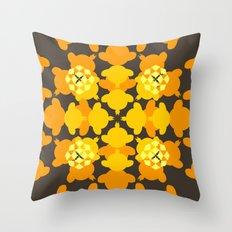 Mantra Sheep - 4 Throw Pillow