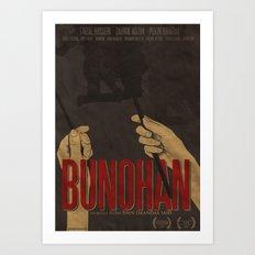 BUNOHAN Film Poster Art Print
