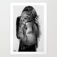Somewhere Inside Art Print