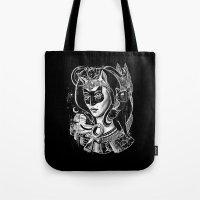 Bastet Tote Bag