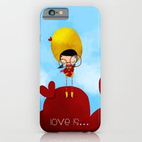 Love is... iPhone 6 Slim Case