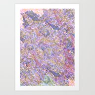 Cosmology Art Print