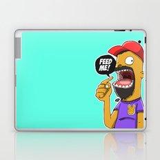 Feed Me! Laptop & iPad Skin