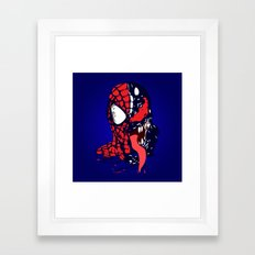 The Other Side Spider Ma… Framed Art Print