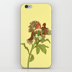 Toxicodendron radicans iPhone & iPod Skin