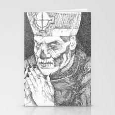 Ghost B.C. - Papa Emeritus II - Prayer Stationery Cards