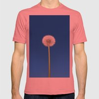 How Dandy Mens Fitted Tee Pomegranate SMALL