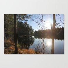Lake I Canvas Print