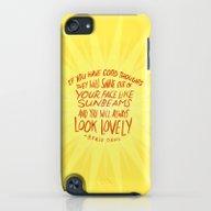 iPhone & iPod Case featuring Roald Dahl On Positive T… by Josh LaFayette