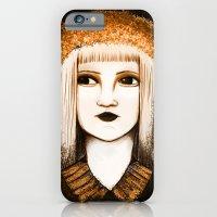 Miss Autumn II iPhone 6 Slim Case