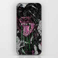 Untamed iPhone & iPod Skin