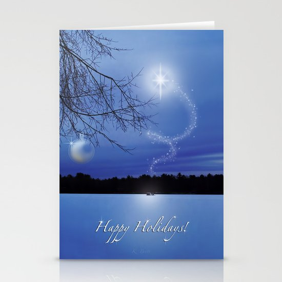 Christmas Eve - Card Stationery Card