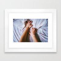 Adeline Framed Art Print
