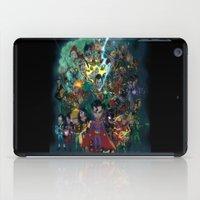 Lil' Super Friends iPad Case