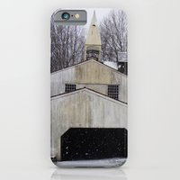 iPhone & iPod Case featuring Hopewell Furnace by BinaryGod.com