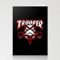 Trooper Magazine Stationery Cards