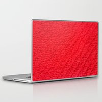 Laptop & iPad Skin featuring RED by Lazy Bones Studios