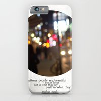 People Are Beautiful iPhone 6 Slim Case