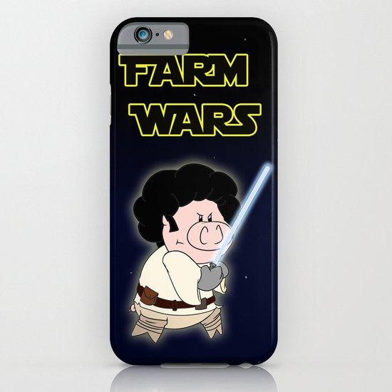 Farm Wars - Luke edition iPhone & iPod Case