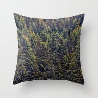 The Landscape Is Changin… Throw Pillow