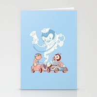 CrashBoomBang Stationery Cards