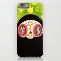 King Skull Guy iPhone 6 Slim Case