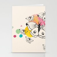 Flutter Stationery Cards
