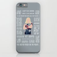 iPhone Cases featuring Thor by MacGuffin Designs