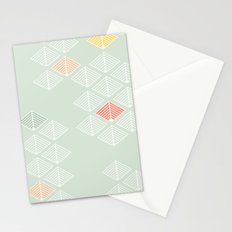 Japanese Pattern: Spring Stationery Cards
