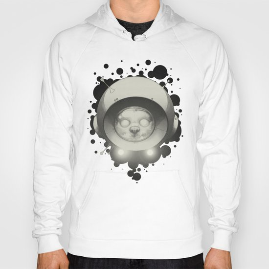 Space Kitty Hoody
